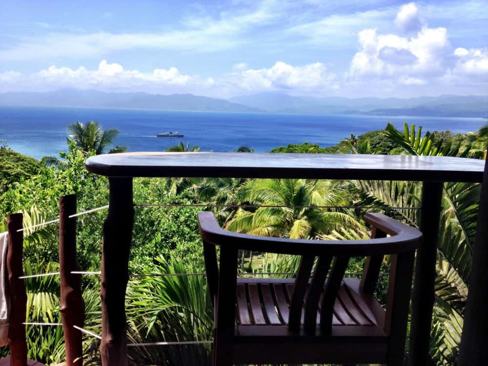 Housesitting can you take an affordable trip to Fiji.