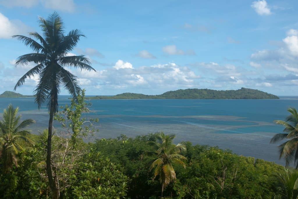 Visiting Micronesia with Gary Arndt - Pohnpei Lagoon, Micronesia