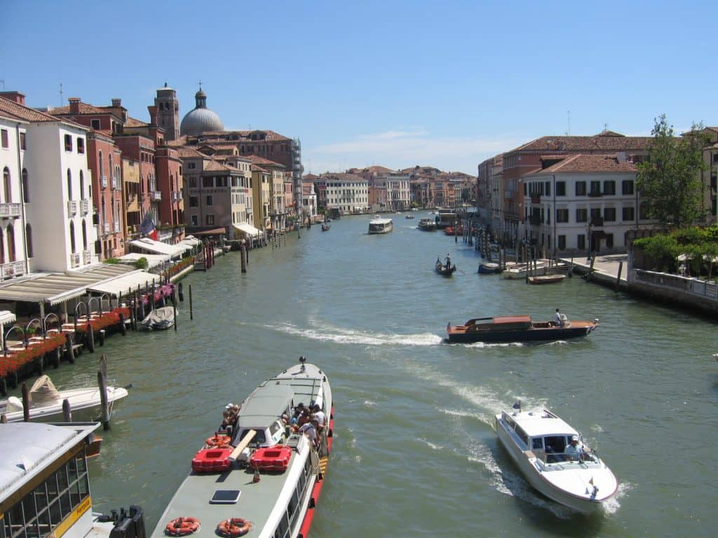 Visiting Venice is a must-do on a trip to Italy.