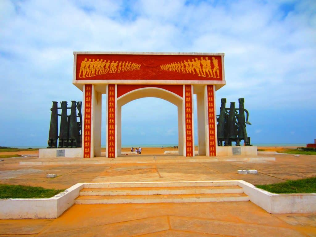 Benin in West Africa