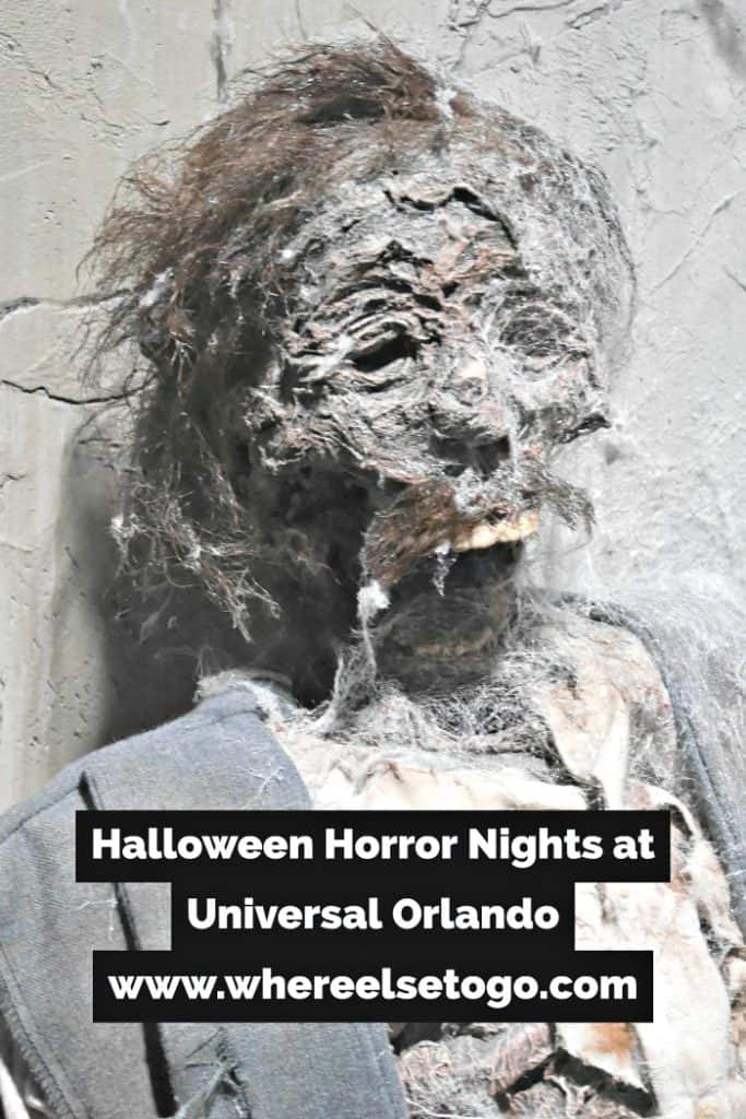 Halloween Horror Nights at Universal Orlando Resort #halloween #universalorlando #orlando #whereelsetogo