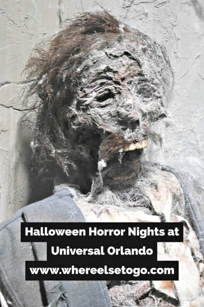 Halloween Horror Nights at Universal Orlando Resort #halloween #universalorlando #orlando #whereelsetogo