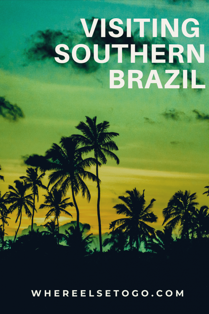 Visit southern Brazil with a trip to the cities of Porto Alegre and Florianopolis, a short flight from Sao Paulo to Porto Alegre and Buenos Aires. #brazil #southamerica #adventuretravel #whereelsetogo