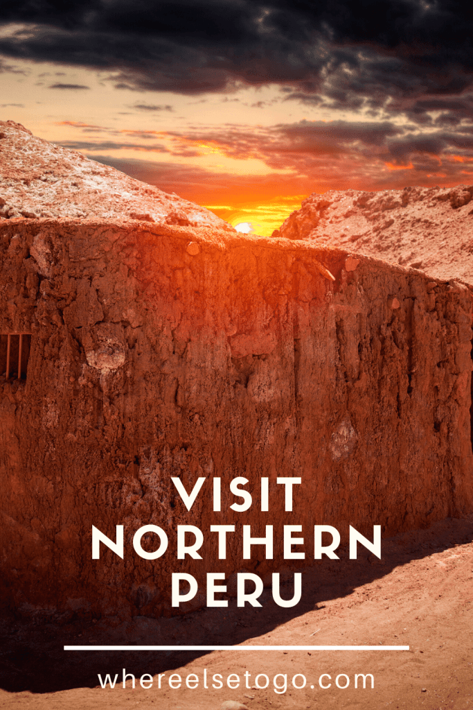When you visit Northern Peru, you'll see an array of authentic, ancient, and well-preserved ruins from both pre-Inca and Inca civilizations. #peru #unesco #worldheritage #southamerica