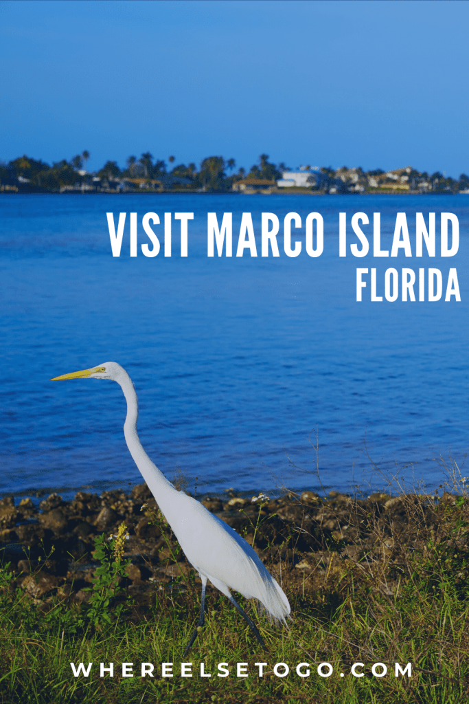 Marco Island, Florida, is very low key, the complete opposite of the east coast of state. If you want a low key getaway, plan a visit Marco Island for your next beach vacation. #florida #beaches #podcast #travel