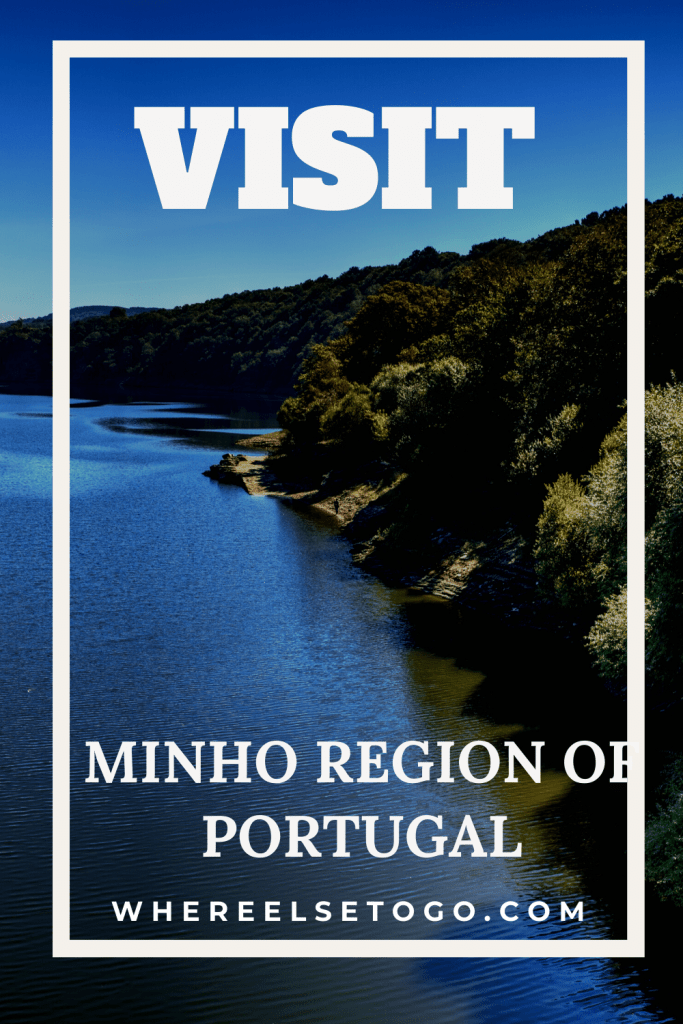 Minho is bordered by the River Douro to the south and the River Minho to the north, the latter also dividing it from Spain. It has a depth of Celtic influences and also shares a deep culture with Spain. It's known as one of Portugal's greenest and most traditional provinces. #portugal #whereelsetogo
