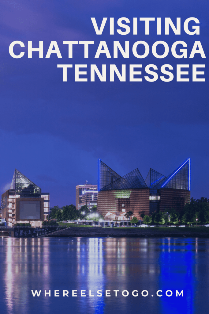 With its convenient location, it surprised me that most people don't think to visit Chattanooga, Tennessee. Learn more about this often overlooked destination. #chattanooga #tennessee #accessibletravel #whereelsetogo