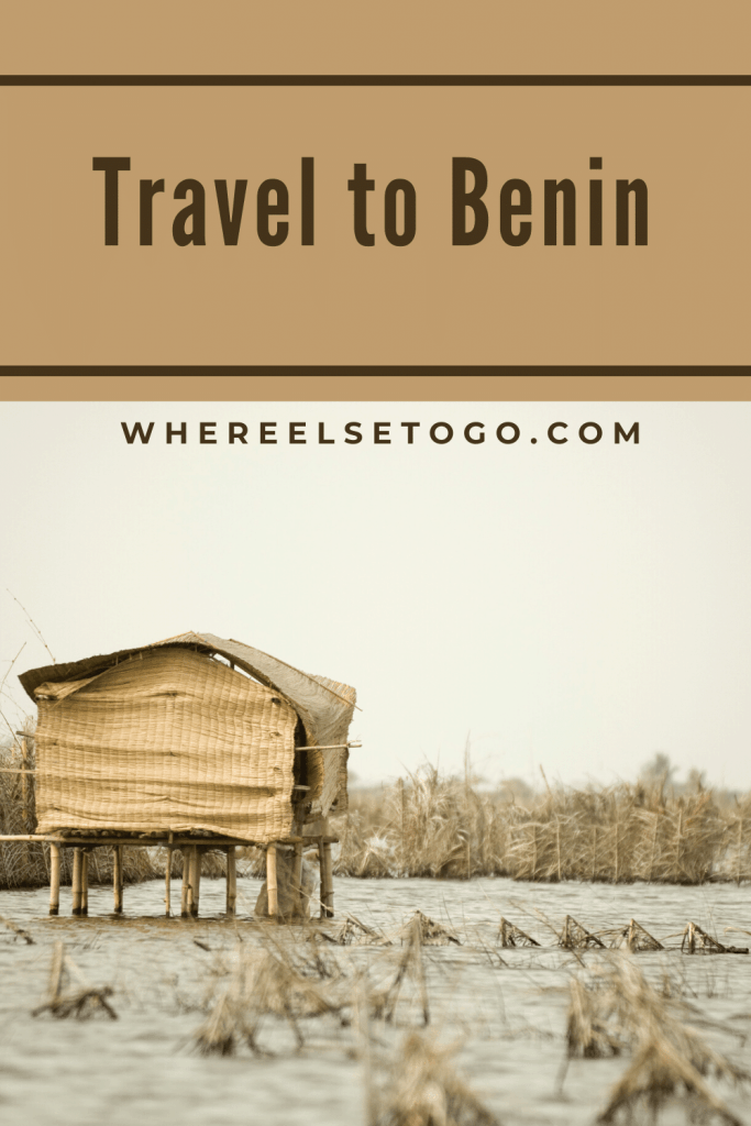 Most tourism in Benin centers around Cotonou, the governmental seat. If you're willing to make a bit of effort with the language (French), you'll find Benin is an underrated destination full of interesting culture and history. #africa #benin #whereelsetogo
