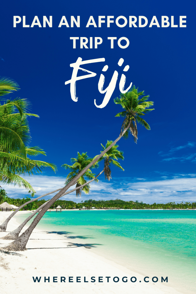 Learn how to plan an affordable trip to Fiji - from getting around to the myth of Fiji as an expensive destination, to mixed grill for dinner. #southpacific #fiji #islands #beaches