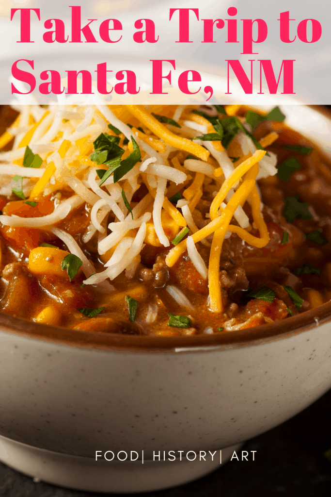 Take a trip to Santa Fe, New Mexico, the oldest capital city in the US, to enjoy art, music, Native American & Spanish Colonial culture, food, and the outdoors. #santafe #newmexico #whereelsetogo #travel